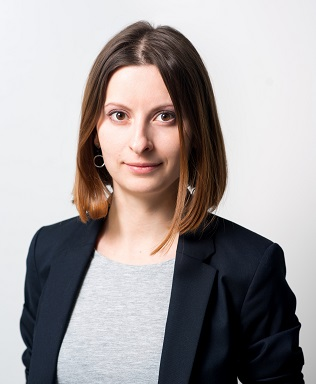Ксения Чепель — заместитель руководителя
